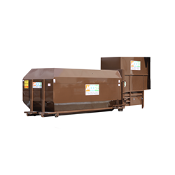 Roll Off and Compactor Trash Service